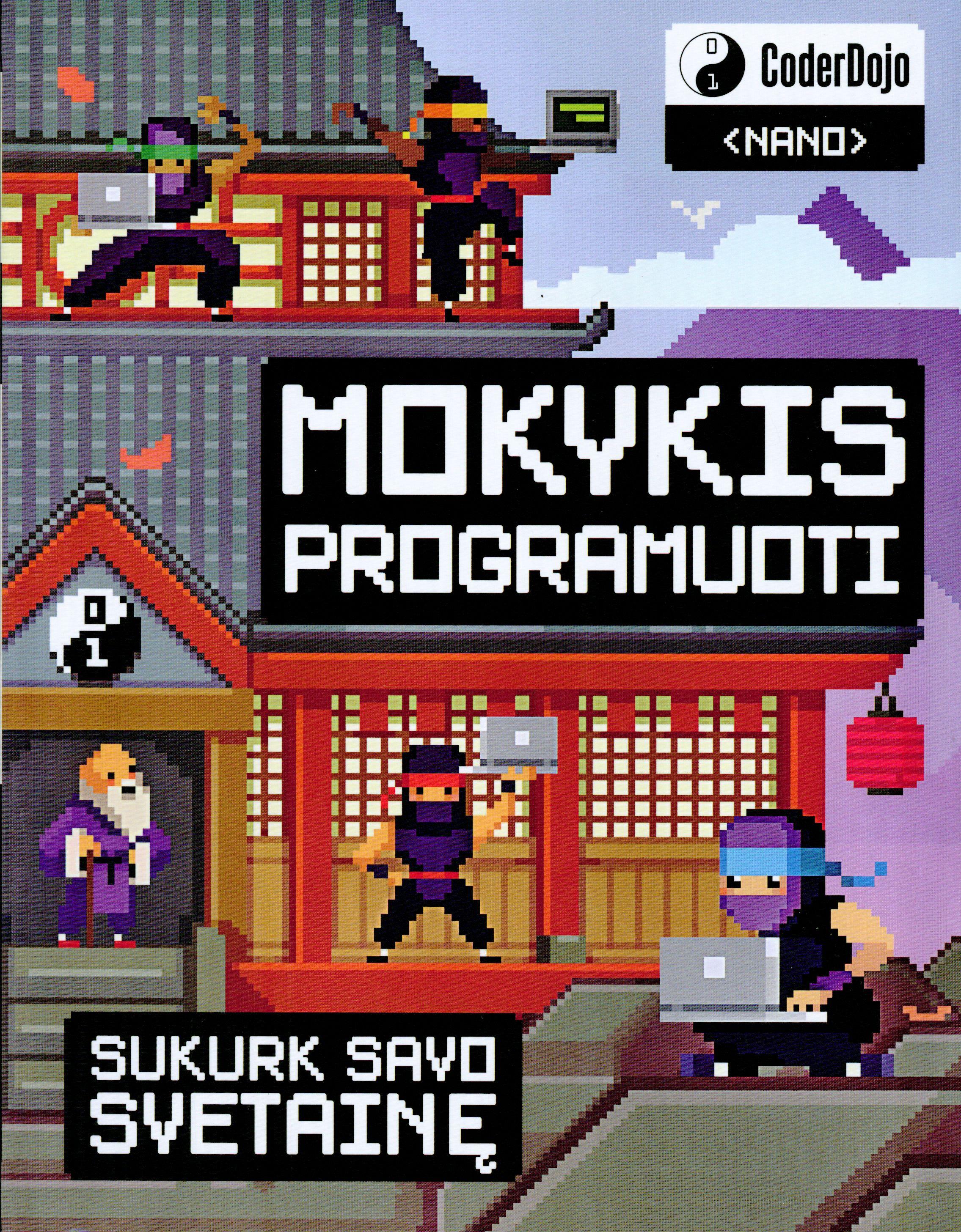 Mokykis programuoti