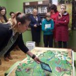 Seminaro aplinka pulsavo Etno kultūros dvasia
