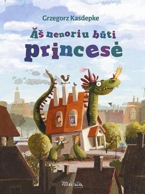 Aš nenoriu būti princesė
