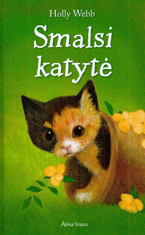 Smalsi katytė