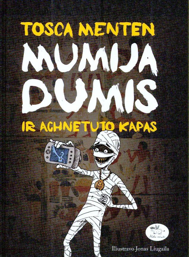Mumija Dumis ir Achnetuto kapas