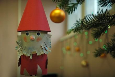Kalėdų istorija prasideda…
