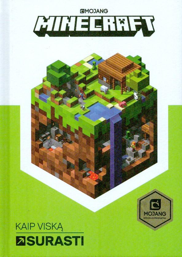 Minecraft. Kaip viską ištyrinėti