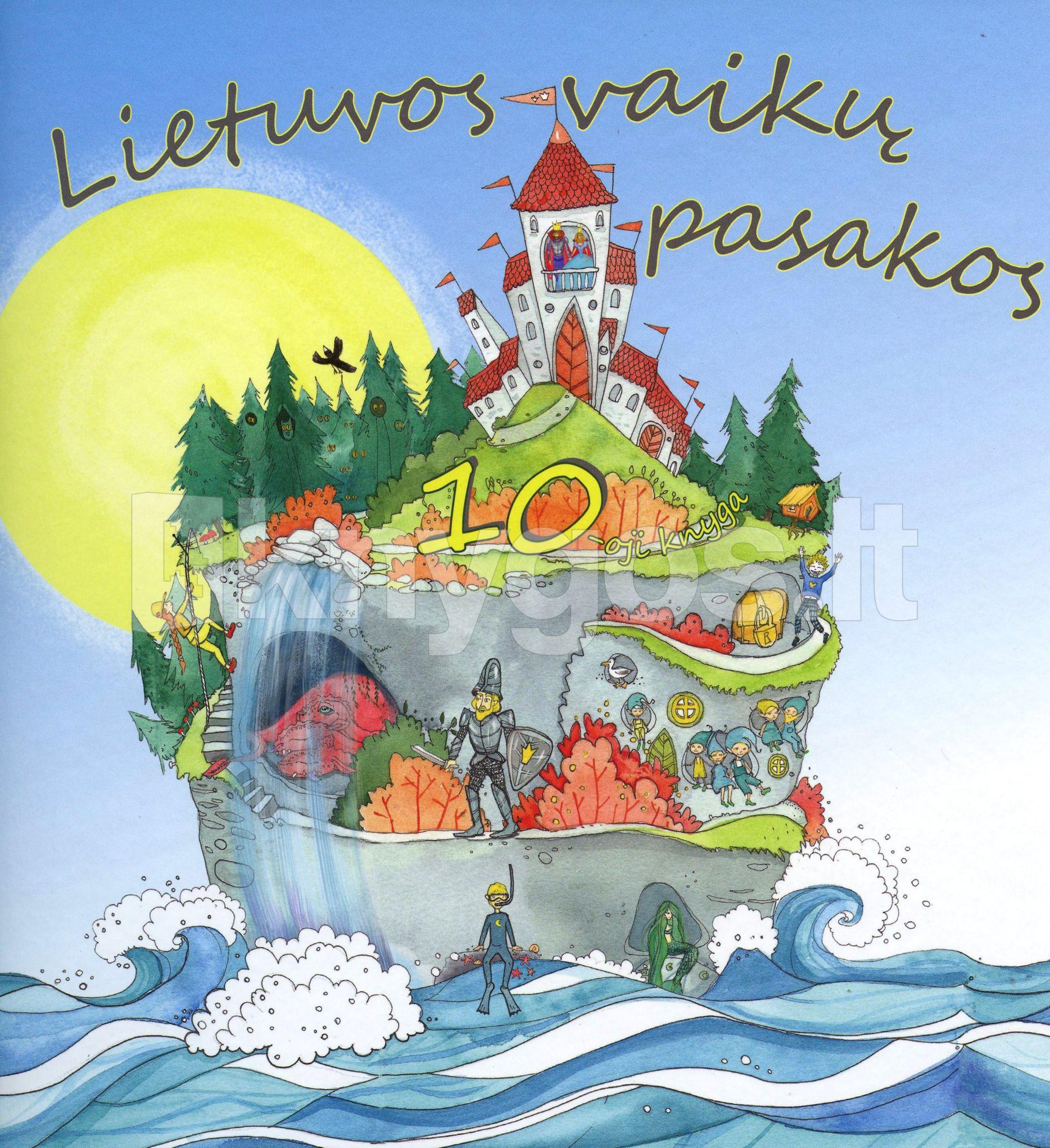 Lietuvos vaikų pasakos