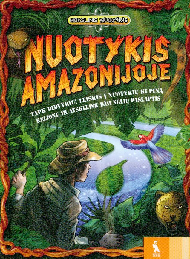 Nuotykis Amazonijoje