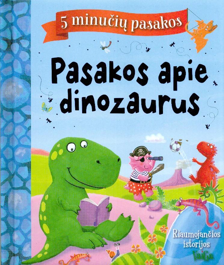 Pasakos apie dinozaurus