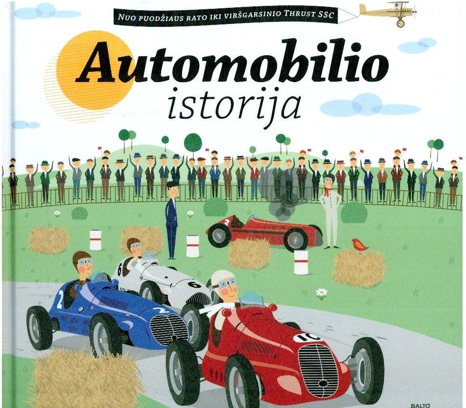 Automobilio istorija