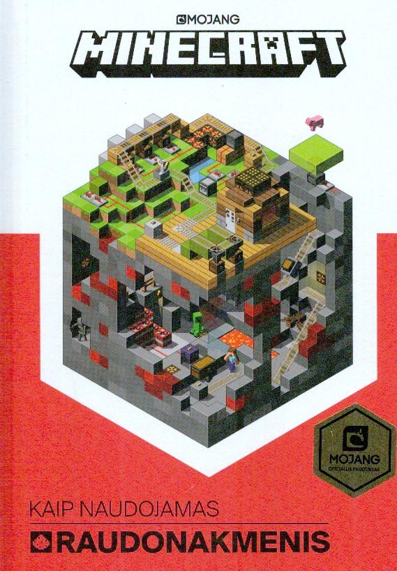 Minecraft. Kaip naudojamas raudonakmenis