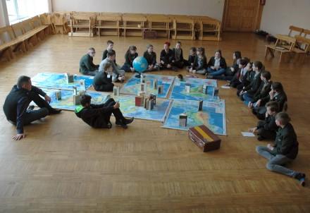 Istorijos ir geografijos žinios kitaip