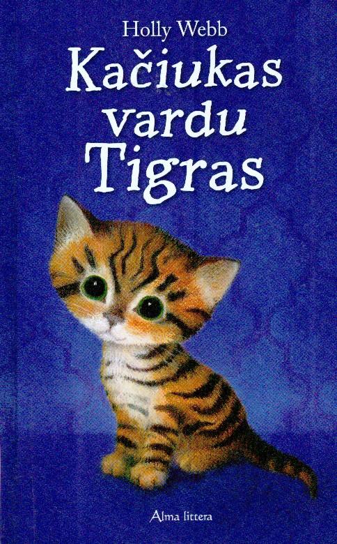 Kačiukas vardu Tigras