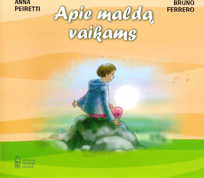 Apie maldą vaikams