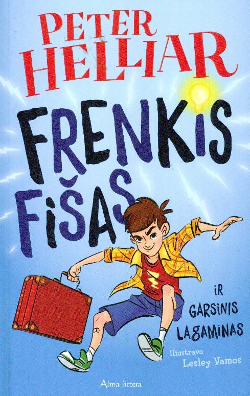 Frenkis Fišas ir garsinis lagaminas
