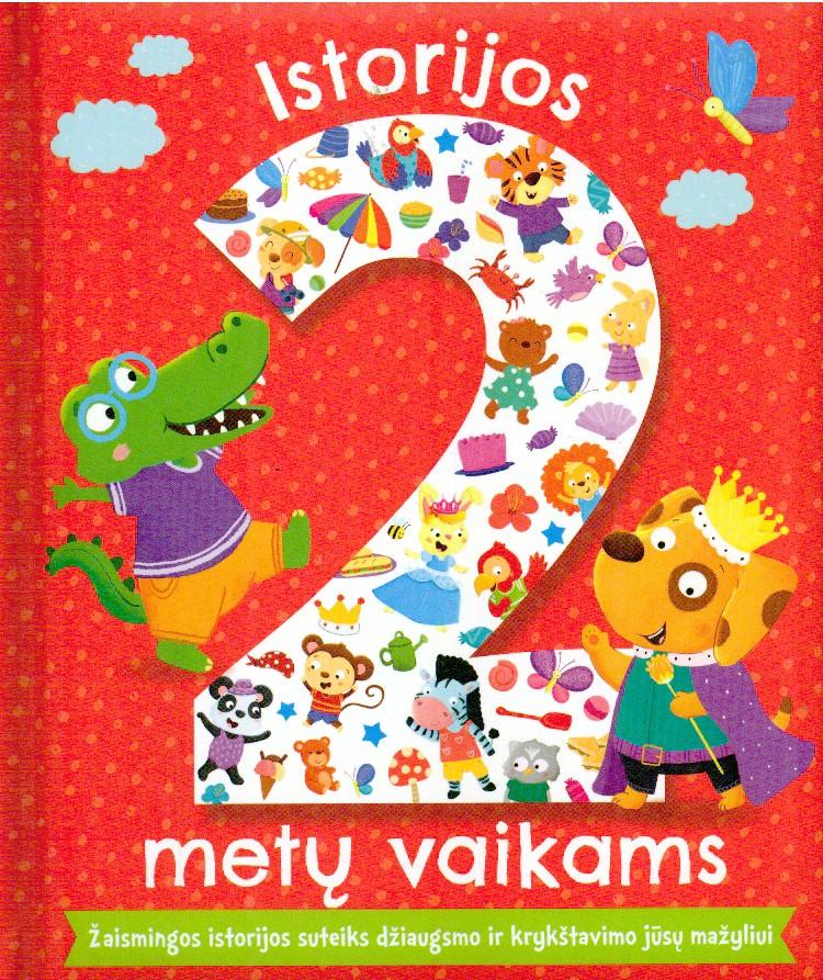 Istorijos 2 metų vaikams