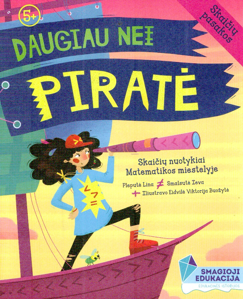 Daugiau nei piratė