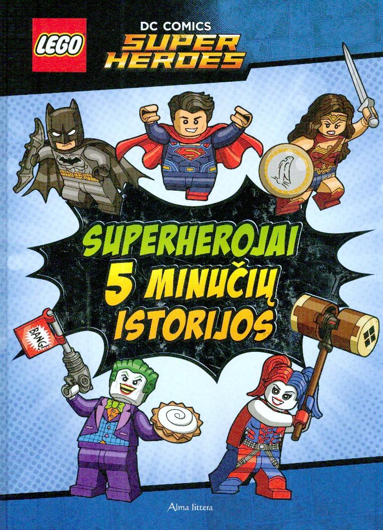 Superherojai. 5 minučių istorijos