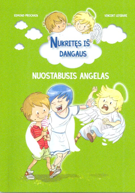 Nuostabusis angelas