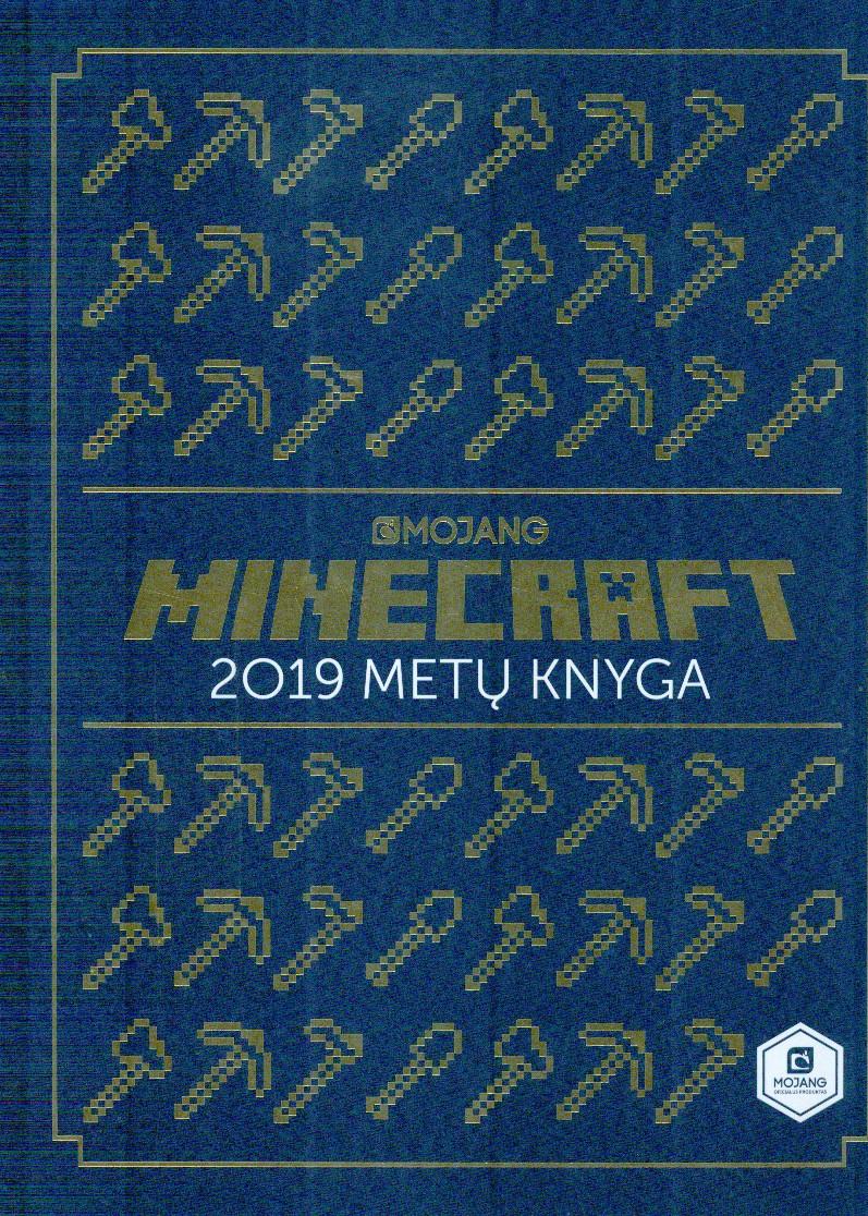 Minecraft. 2019 metų knyga