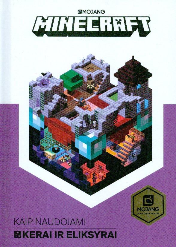 Minecraft. Kaip naudojami kerai ir eliksyrai