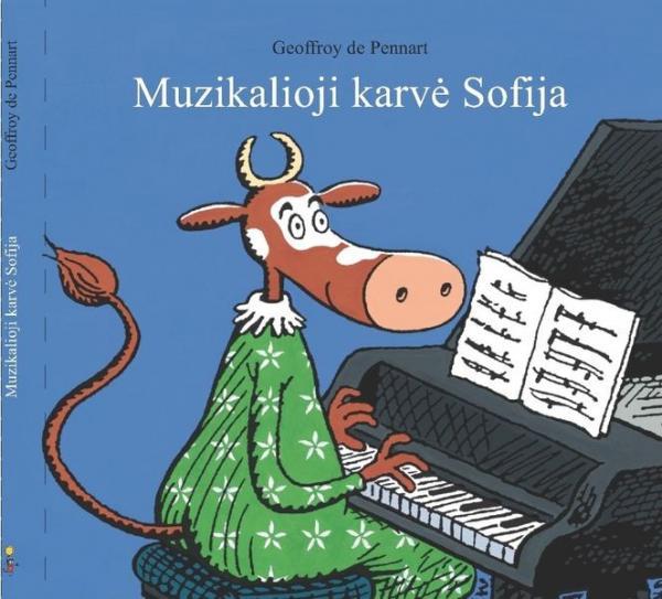 Muzikalioji karvė Sofija