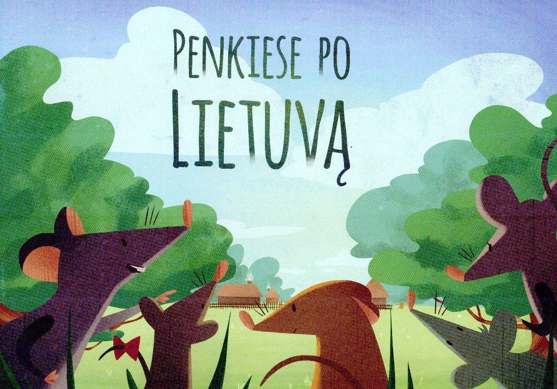 Penkiese po Lietuvą