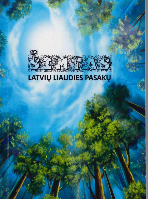 Šimtas latvių liaudies pasakų