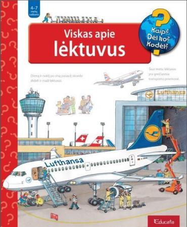 Viskas apie lėktuvus