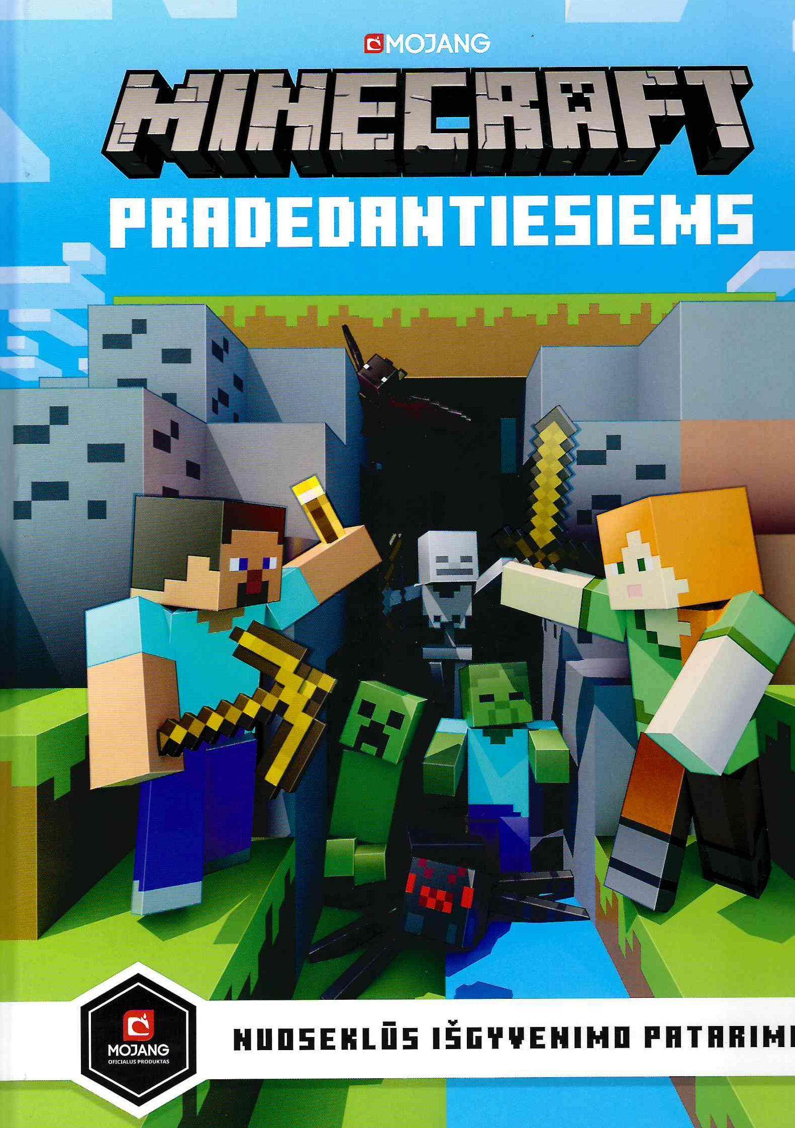 Minecraft pradedantiesiems