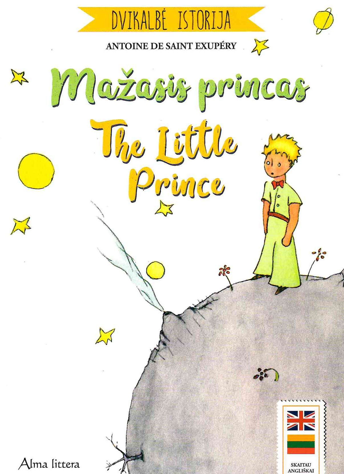 Mažasis princas = The little prince
