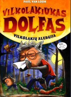 Vilkolakiukas Dolfas. Vilkolakių alergija
