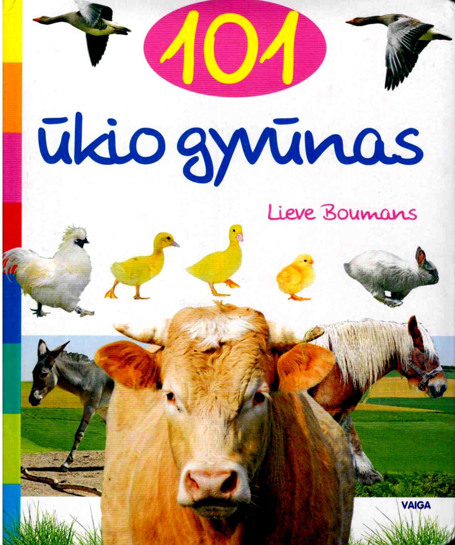 101 ūkio gyvūnas