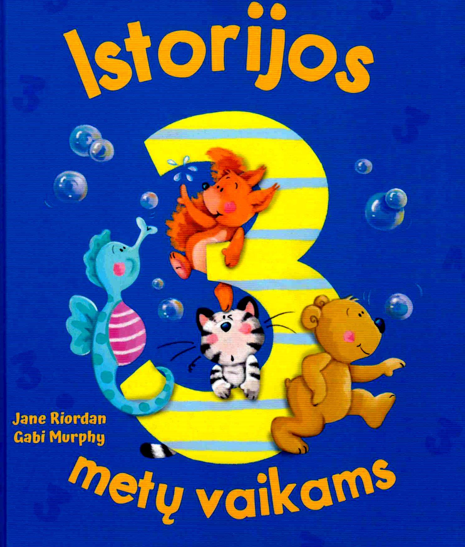 Istorijos 3 metų vaikams