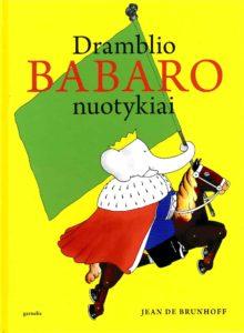 Dramblio Babaro nuotykiai