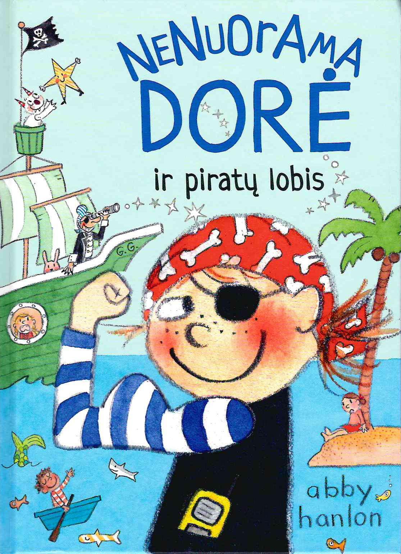 Nenuorama Dorė ir piratų lobis
