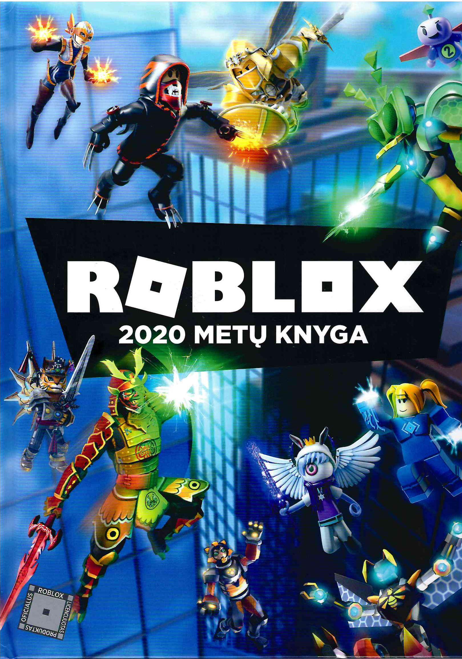 Roblox. 2020 metų knyga