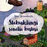 """Ignės Zarambaitės """"Stebuklingi senelio batai"""" – geriausia  2019 metų knyga vaikams!"""