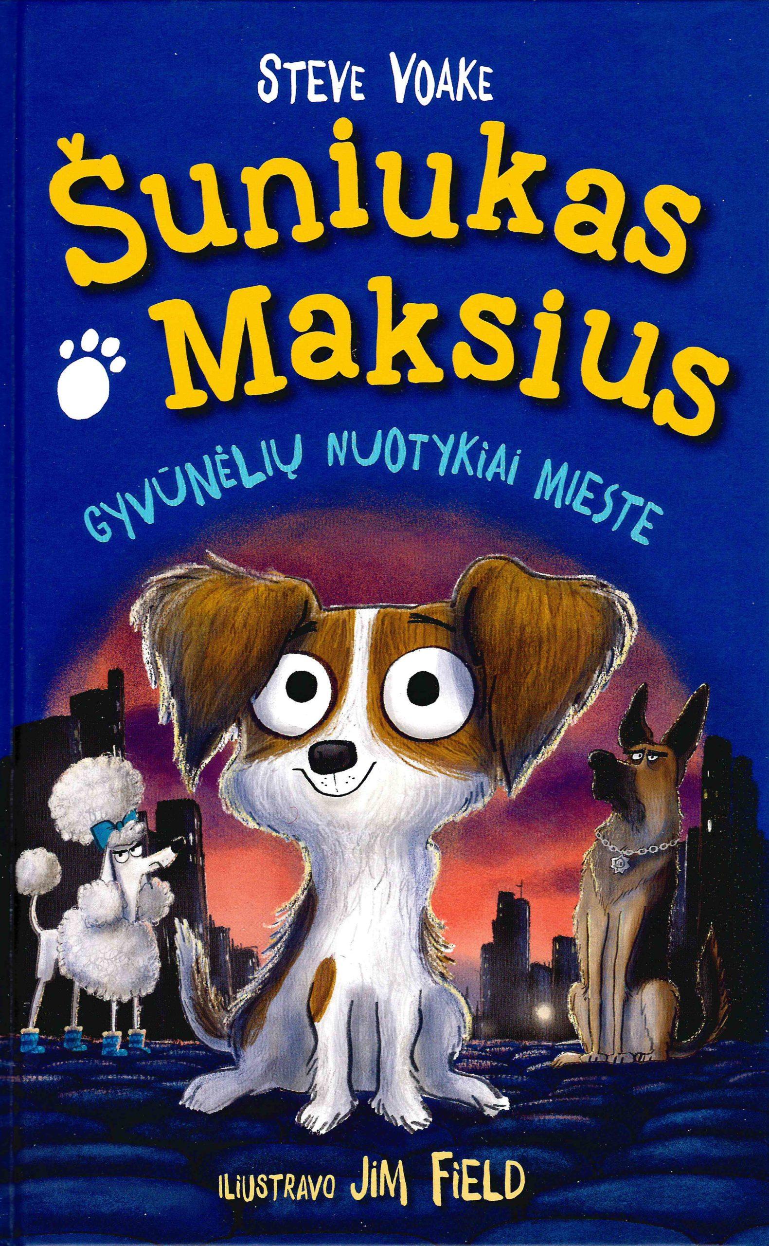 Šuniukas Maksius
