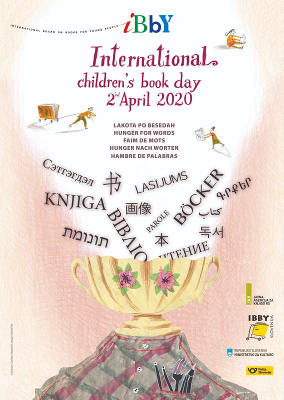 Sveikiname su Tarptautine vaikų knygos diena!