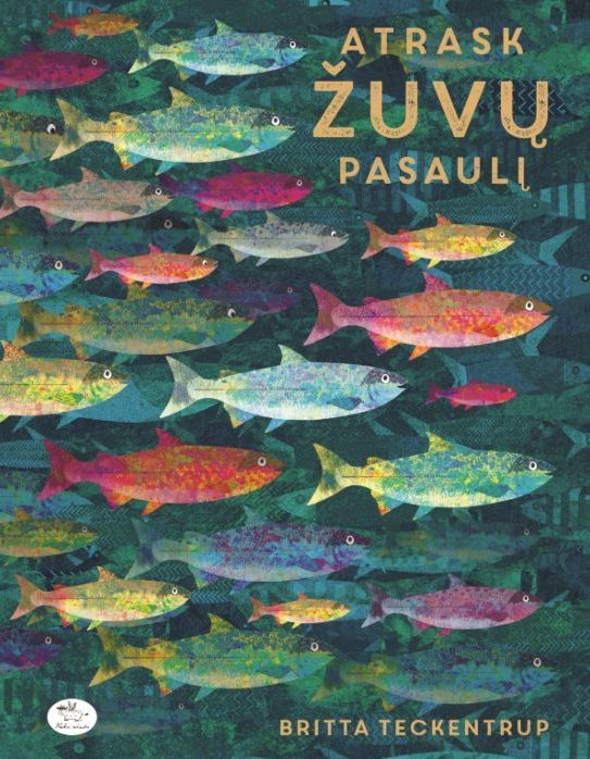 Atrask žuvų pasaulį