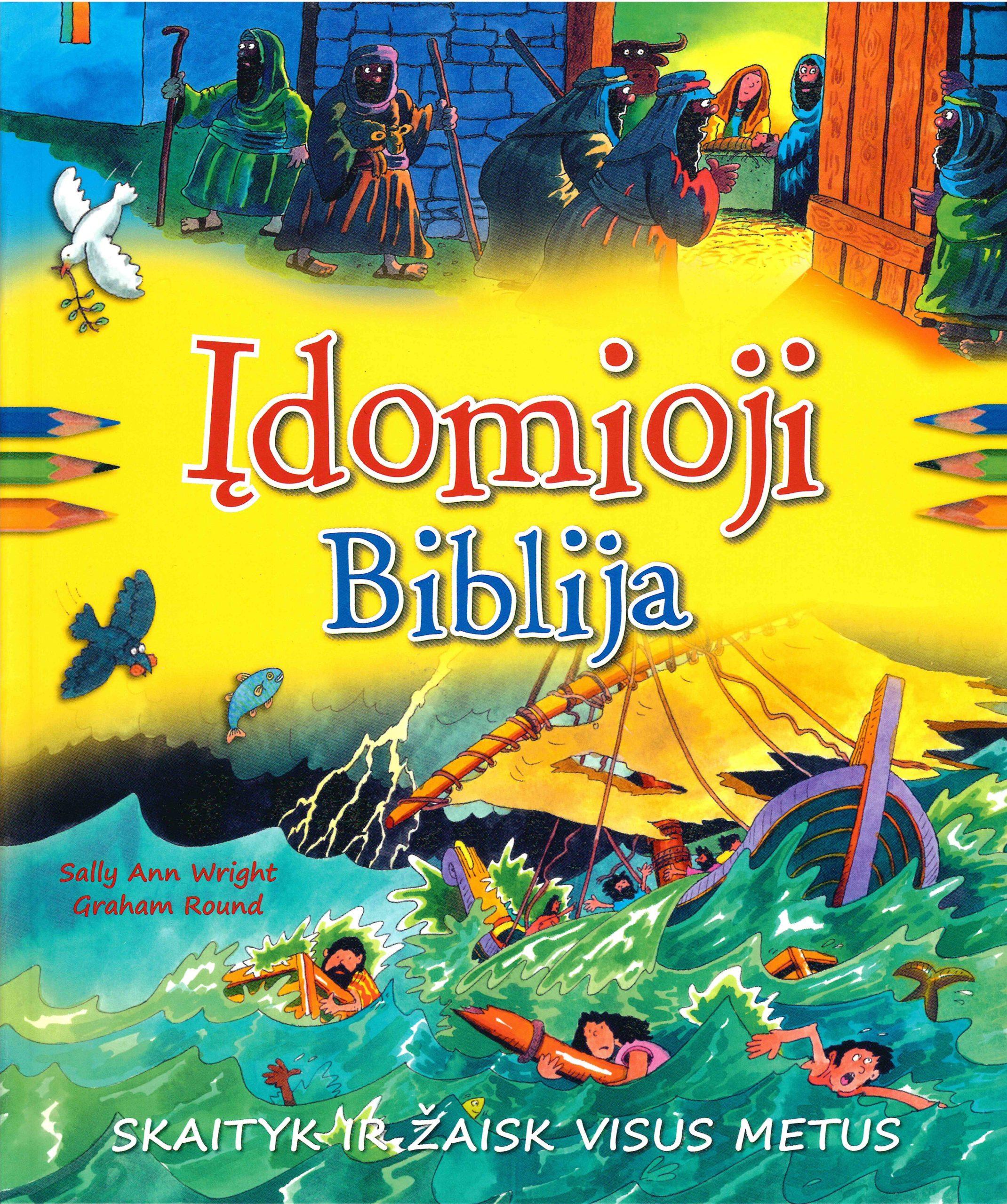 Įdomioji Biblija