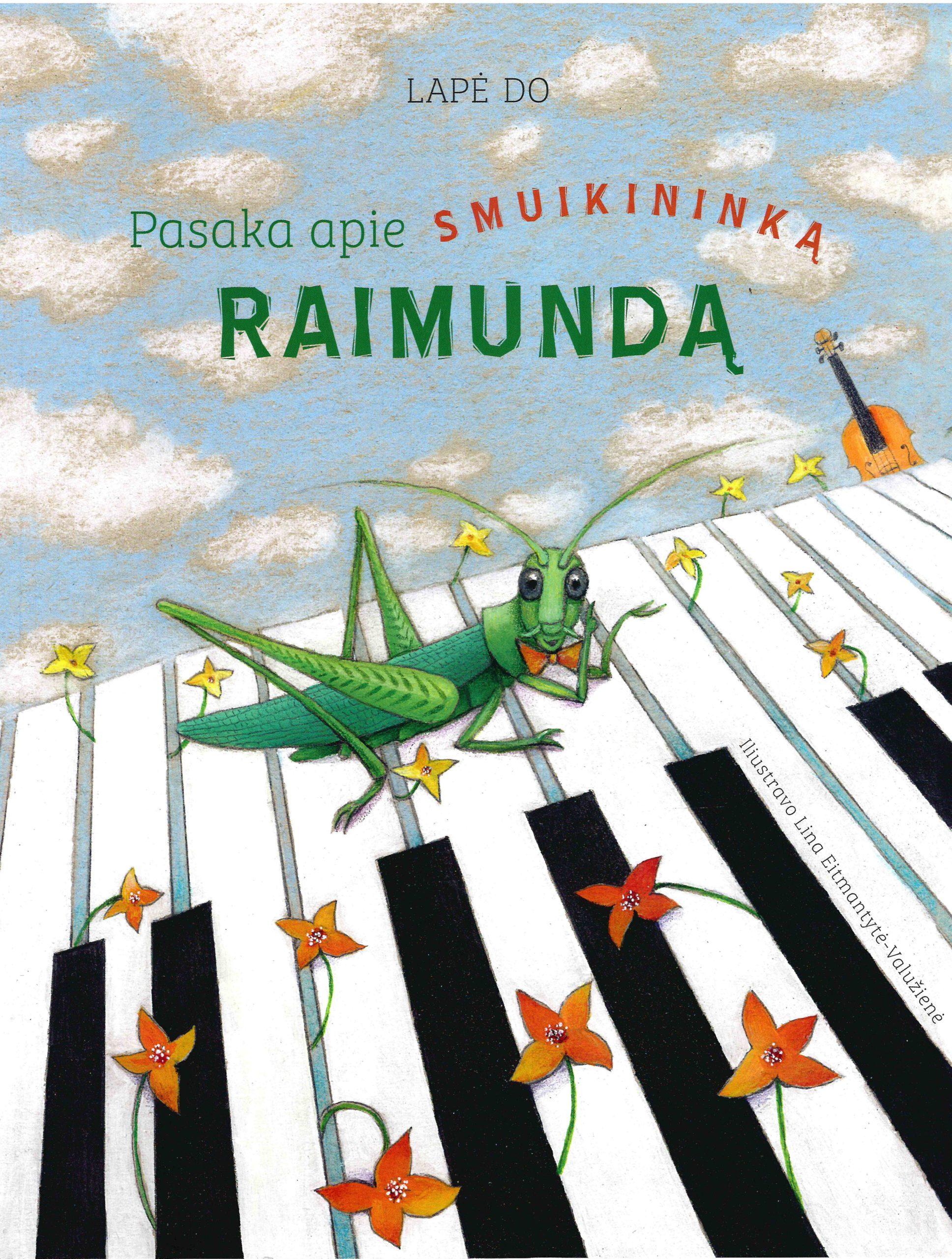 Pasaka apie smuikininką Raimundą