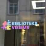 """""""Biblioteka visiems"""" – autizmui draugiškos Lietuvos viešosios bibliotekos"""