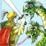 Slibinai ir drakonai