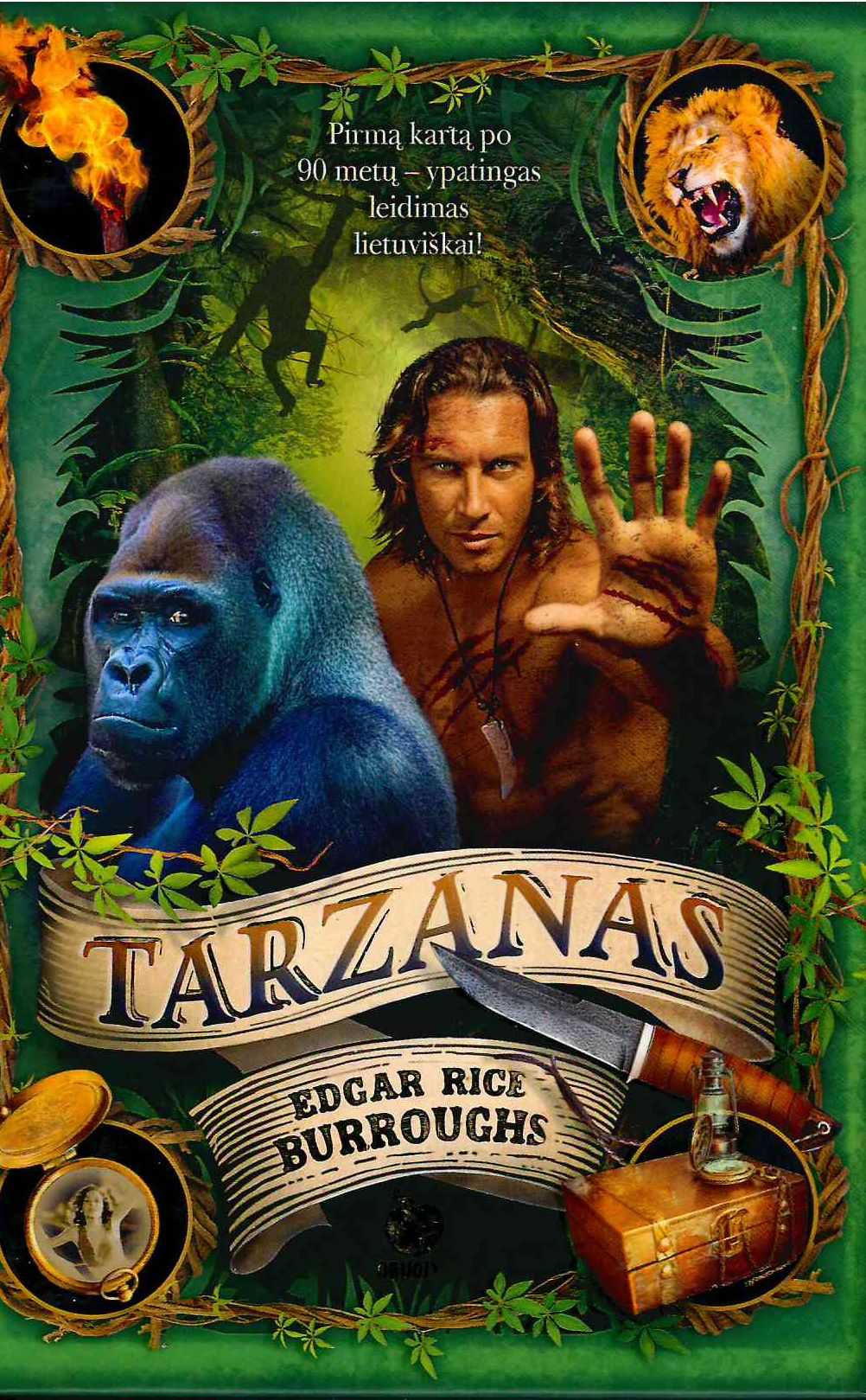 Tarzanas