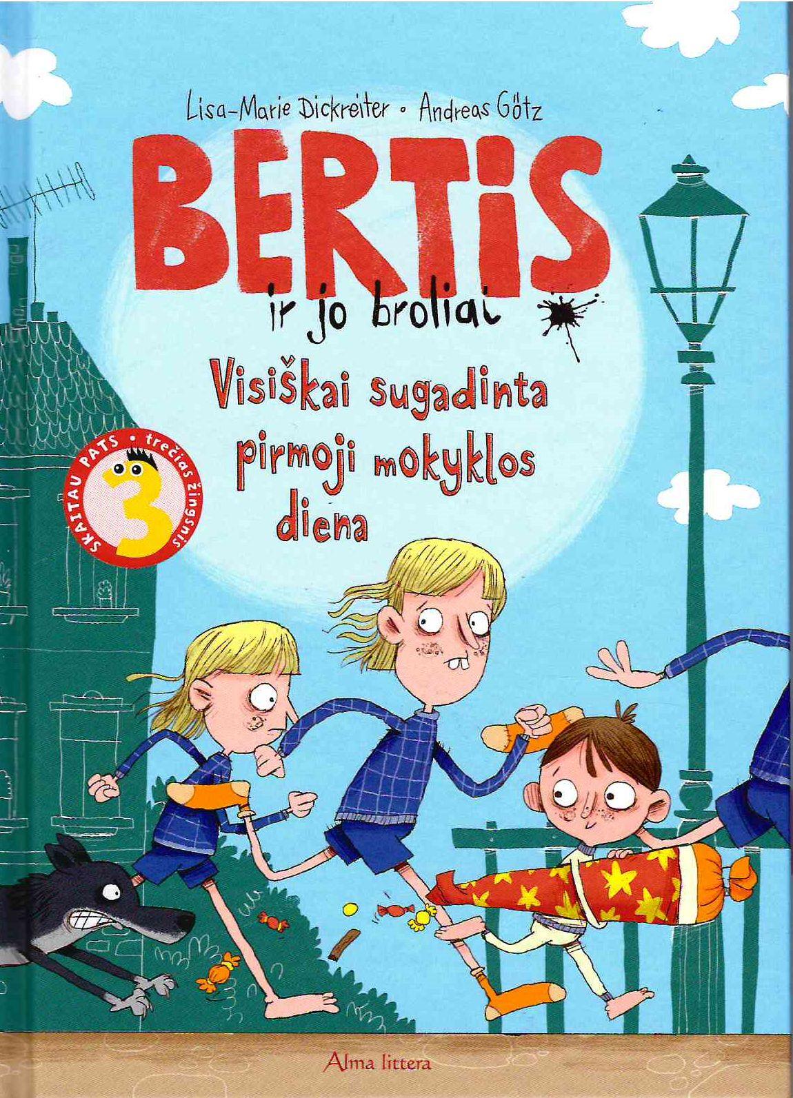 Bertis ir jo broliai