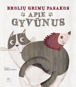 Brolių Grimų pasakos apie gyvūnus