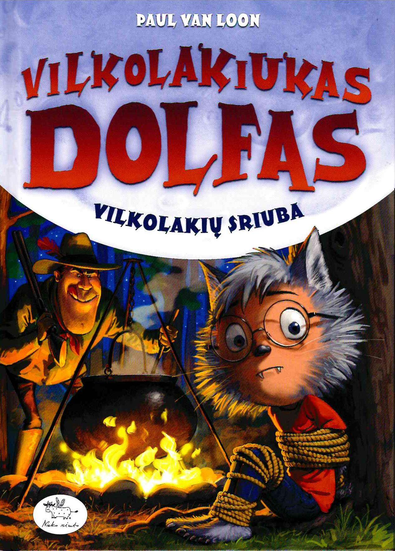 Vlkolakiukas Dolfas. Vilkolakių sriuba