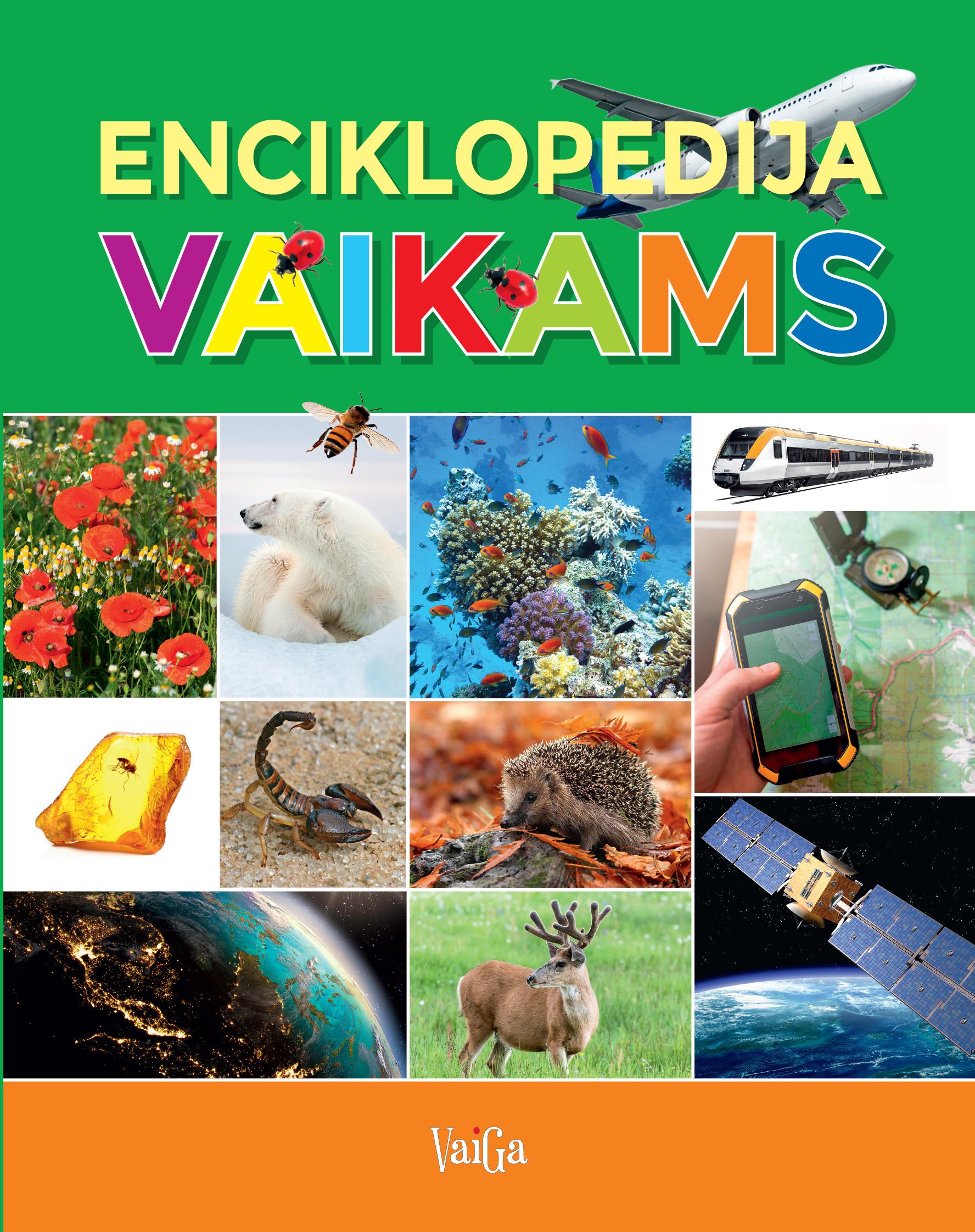 Enciklopedija vaikams
