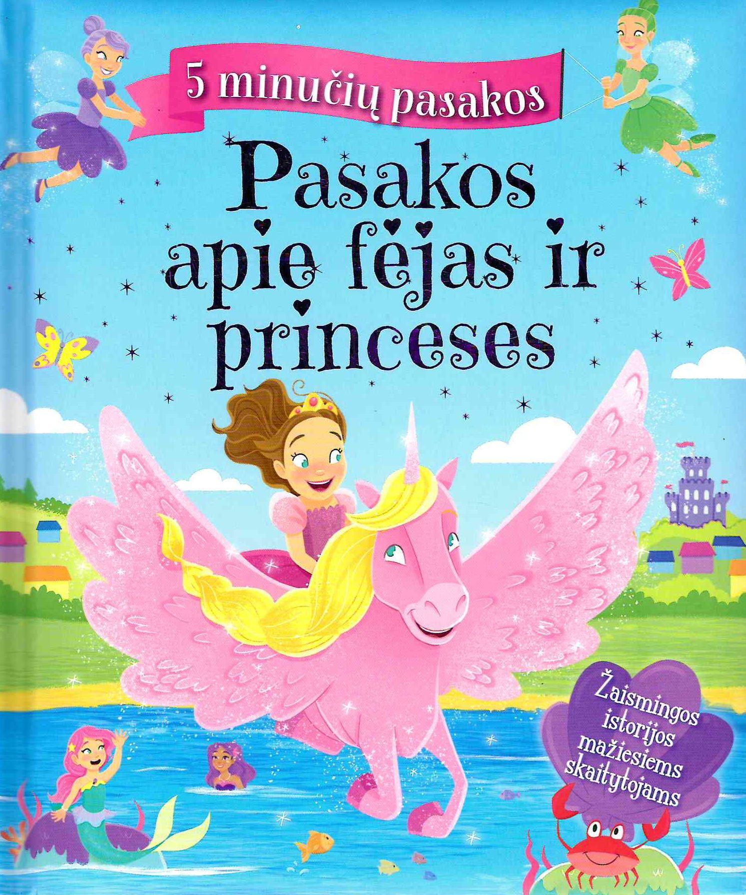 Pasakos apie fėjas ir princeses