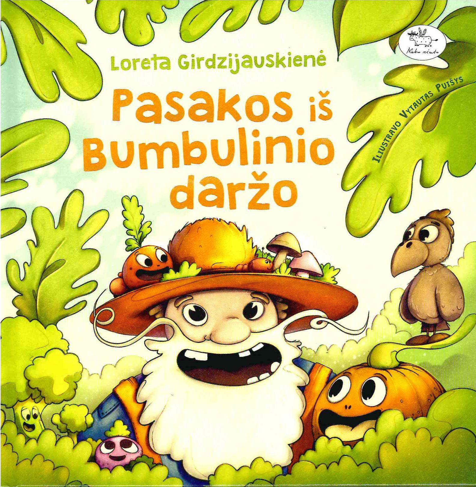 Pasakos iš Bumbulinio daržo