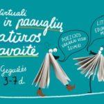 Virtuali vaikų ir paauglių literatūros savaitė